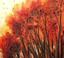 Autumn Blaze by Linda Callaghan