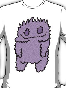 Ghouly Ghost Purp T-Shirt