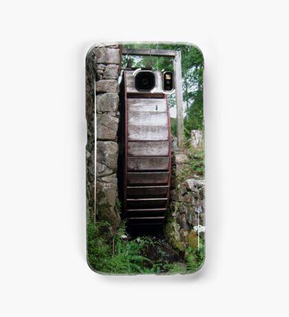 Water wheel Samsung Galaxy Case/Skin
