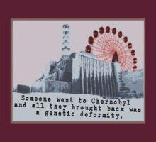 Chernobyl Souvenir by KingPagla
