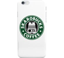 Skaro Coffee Green iPhone Case/Skin