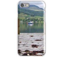A Long Walk off a Short Pier iPhone Case/Skin