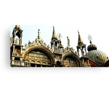 Sacred - Italian Cathedral Canvas Print