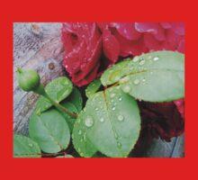 Raindrops on rose buds Baby Tee