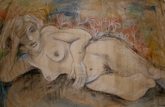 Homage to Matisse by Thea T
