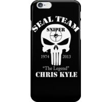 American Sniper Chris Kyle US Navy Legend iPhone Case/Skin