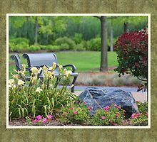 In the Park by Kathy Nairn