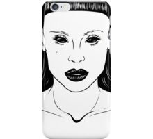 VI$$ER iPhone Case/Skin