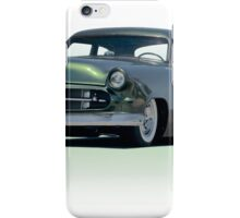 1954 Ford Customliner Coupe II iPhone Case/Skin