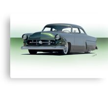 1954 Ford Customliner Coupe II Metal Print