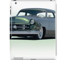 1954 Ford Customliner Coupe II iPad Case/Skin