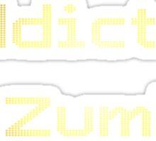 Addicted to Zumba - T-shirt & Top - Zumba Fitness Tee Sticker