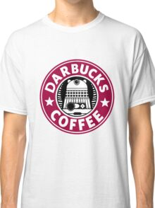 Darbucks Coffee RED Classic T-Shirt
