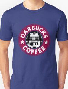 Darbucks Coffee RED T-Shirt