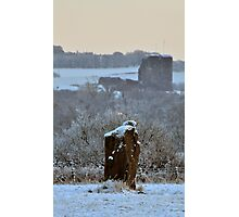 Drybridge Standing Stone Photographic Print