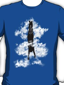 Free style down from the sky... T-Shirt