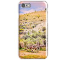 Made For The Hills iPhone Case/Skin