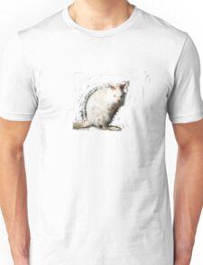 Albino Kangaroo  Unisex T-Shirt