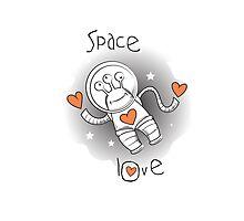 Space love. by Voron4ihina