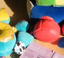 Toys! Sticker