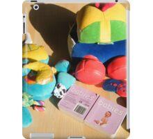 Toys! iPad Case/Skin