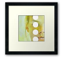 What Do You Want from Me ? Framed Print