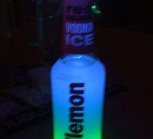 Spooky vodka by amylw1