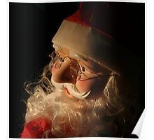 Here Comes Santa Claus ! Poster