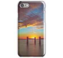 Wynnum Dawning - Wynnum Qld Australia iPhone Case/Skin