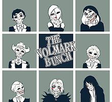 The Volmark Bunch by turtle-soup