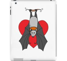 Love Flying Foxes iPad Case/Skin