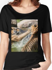 Playing in the pond Women's Relaxed Fit T-Shirt