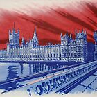 Westminster Palace by Mark Hicken