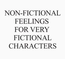 non fictional feelings by dibbledabbles