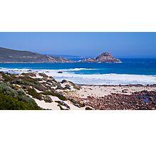 Sugarloaf Rock, Cape Leeuwin Photographic Print