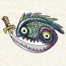 Swordfish by Tom Godfrey