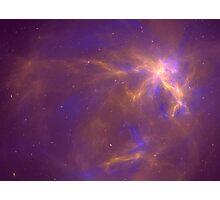 Spider Nebula Photographic Print