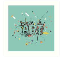Art pop Art Print