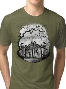 Southern Cemetery Tri-blend T-Shirt