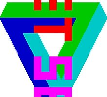 ZX Spectrum - Jet Set by SugMonKooky