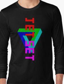 ZX Spectrum - Jet Set Long Sleeve T-Shirt