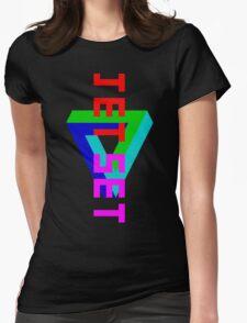 ZX Spectrum - Jet Set Womens Fitted T-Shirt