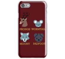 Puppyrauders iPhone Case/Skin