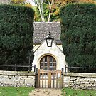 A cotswold church.. by poohsmate
