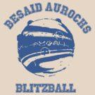 Besaid Aurochs Blitzball by GeordanUK