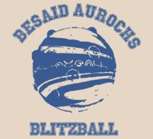 Besaid Aurochs Blitzball by GeordanUK