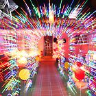 Christmas Lights by Philip  Brown