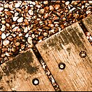 Decking and Stones by jahina