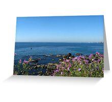 Summer shores Greeting Card
