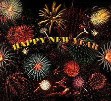Happy New Year by chinet